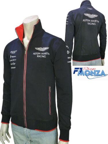 Felpa Racing Martin Sweatshirt Blu Offerta Aston a24 Sponsor qwd1qC
