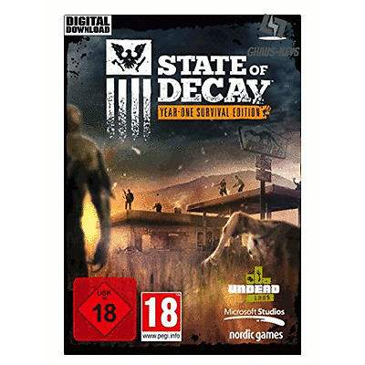 State of Decay Year One Survival Edition Steam Pc Key Game Code [Blitzversand]