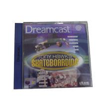 ★★ Jeu Dreamcast Tony Hawk's Skateboarding PAL (Complet - Boitier Abimé) ★★
