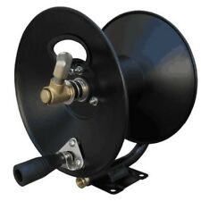 "General Pump D30002 100' X 3/8"" 4000 PSI High Pressure Washer Steel Hose Reel"