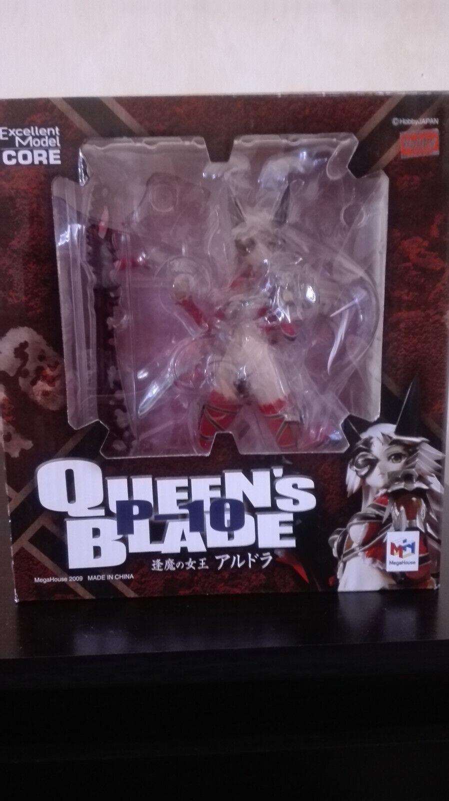 Figurine QUEEN'S BLADE ALDRA ALDORA   P 10 1 8 excellent model core très bon état  prix de gros et qualité fiable