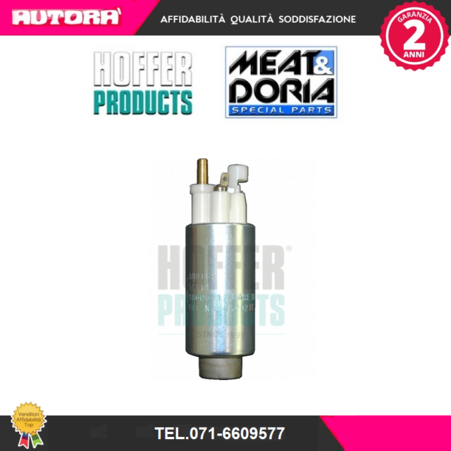7506268E-G Pompa carburante Daimler-Jaguar (HOFFER)
