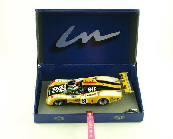 Le Mans Renault Alpine A442 LE MANS 1 32 Slot Car 132076M