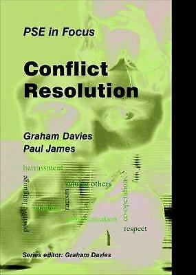Conflict Resolution by Bostock, L., Chandler, S.