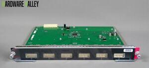 CISCO-WS-X4306-GB-Catalyst-4500-Gigabit-Ethernet-Module-6-Ports-GBIC