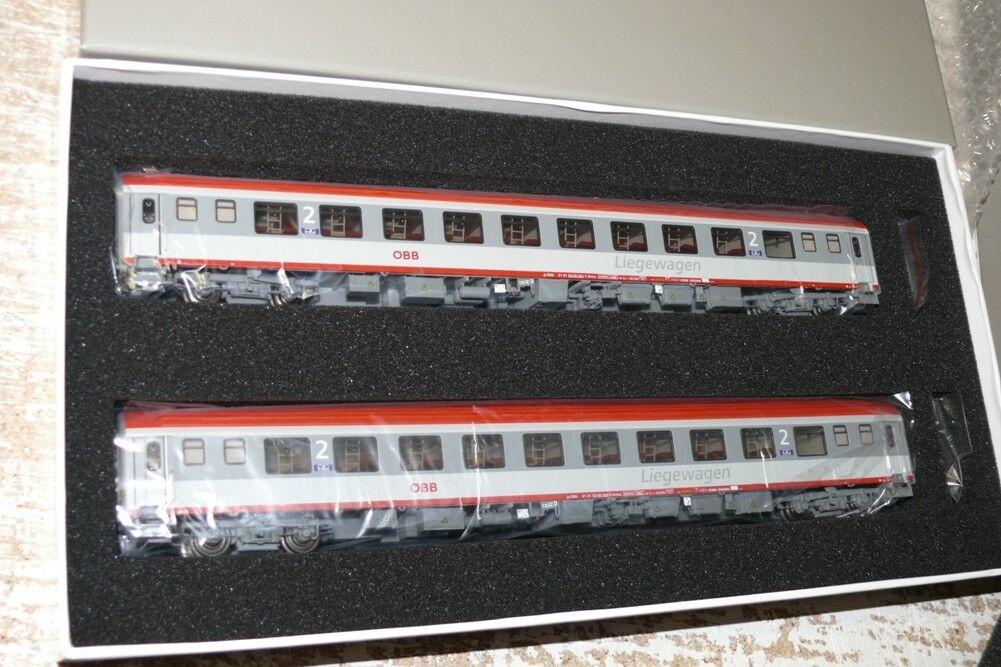 HS L.S. Models 47 060 Bcmz 59-90 set OBB LETTINO Carrello con testo etichetta in corsivo ho