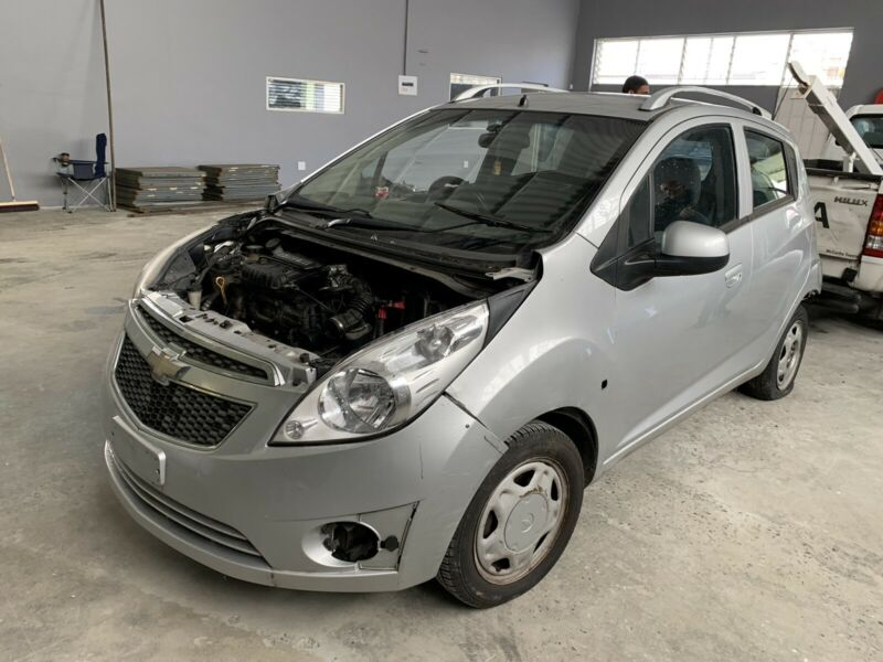 2013 Chev Spark 1.2 breaking for spares