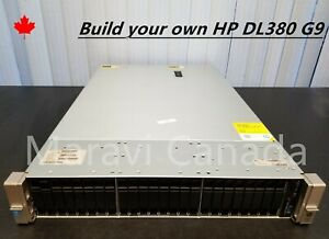 HP-DL380-G9-Server-24-Bays-Dual-E5-2660-V3-Ten-Core-384GB-RAM-6x1-2TB-HDD-2x800W