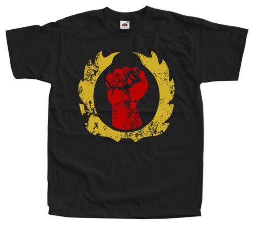 toutes tailles S-5XL. Noir, Olive, Brique jeu d/'ordinateur Quake 3 LOGO V2 T-Shirt