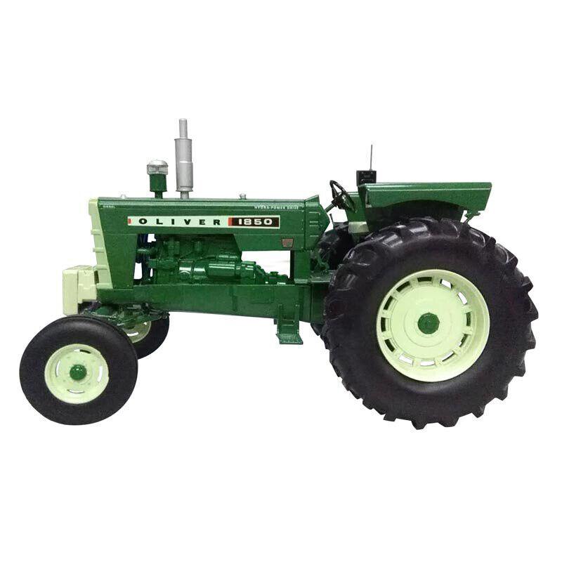 Oliver 1850 Tractor Con Perkins Diesel y radio 1 16 16 16 Diecast Modelo Speccast SCT687 f275b5