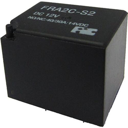 KFZ-Hochstrom-Relais 12V= 1xUM 90 Ohm 12V//60A waschdicht IP67 FIC FRA2C-2-DC12V