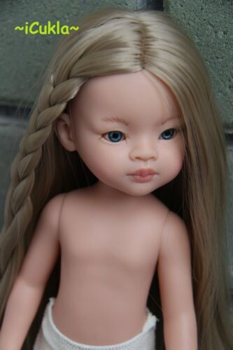 "Paola Reina DOLL 13.5/"" doll 34cm,NEW body 2018 Super long hair MANICA"