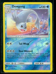 Pokemon Card  DEWGONG  REVERSE HOLO RARE 45//214  UNBROKEN BONDS  **MINT**