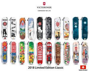 Amazon. Com: victorinox classic limited edition 2018 new york.