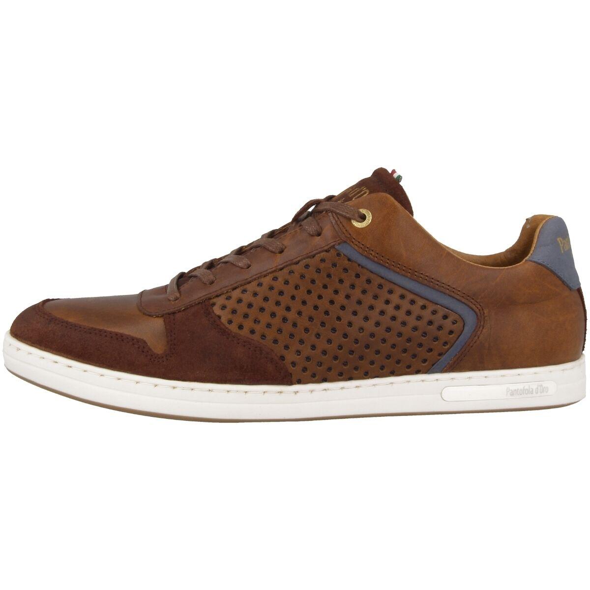Pantofola d Oro Auronzo  Herren Niedrig Schuhe Sneaker Herren Sneaker Schuhe tortoise 10171010.JCU 495231