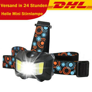 Super Hell 80000LM 3X LED stirnlampe SCHEINWERFER TASCHENLAMPE 3AAA TOP QUALITÄT