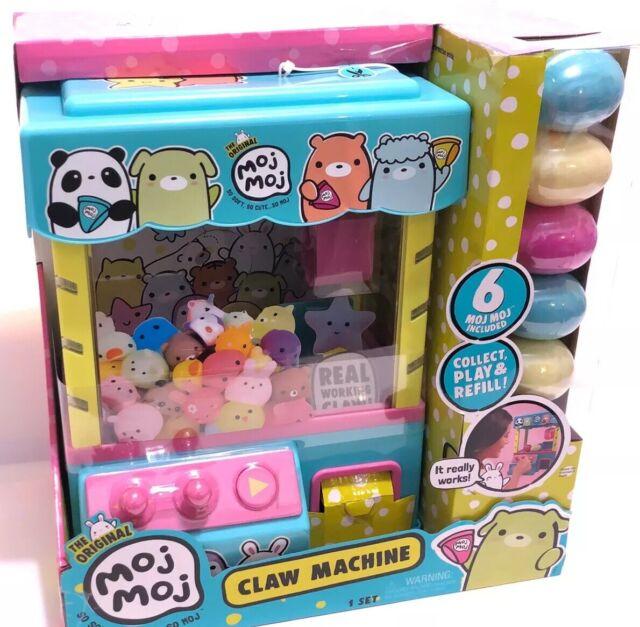 MGA Entertainment 555520 Moj Moj Squishy Toys Claw Machine ...