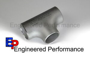 Turbo-Manifold-Butt-weld-Steam-Pipe-Bend-304-STAINLESS-32mm-1-1-4-034-inch-TEE