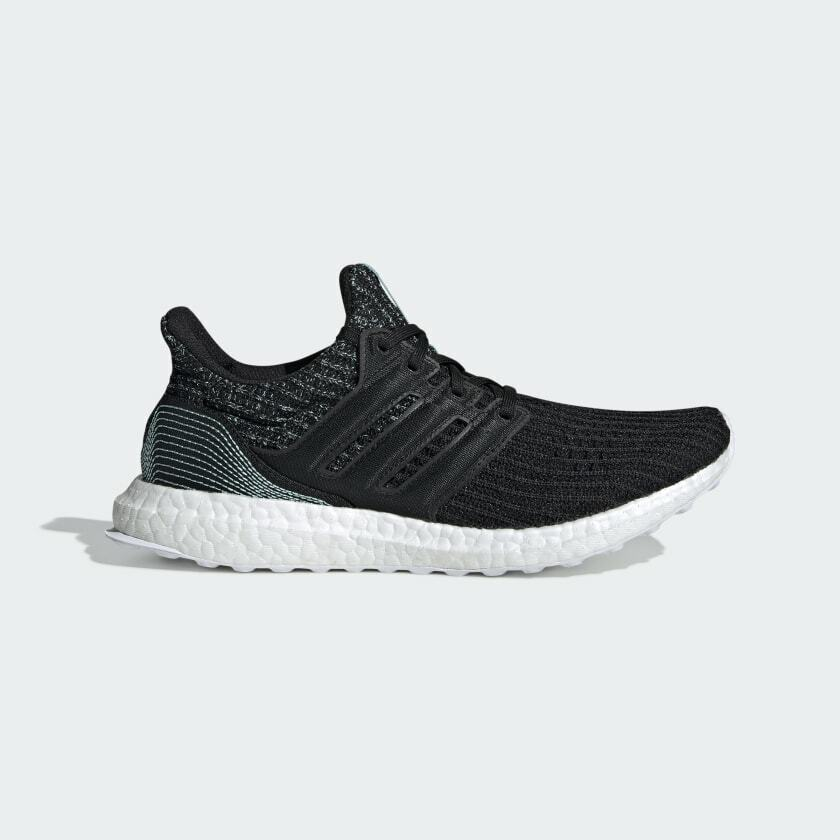 NEW Adidas Ultraboost Parley Black F36191 Ultra Boost Women's Running Shoes