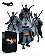 DC: Batman 75th Anniversary: FRANK MILLER BATMAN figure  - (statue/comic)