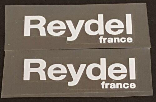 1 Pair Peugeot Reydel Saddle Decals sku Peug901