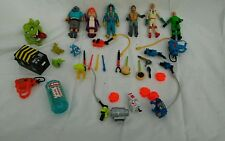 The Real Ghostbusters Figure ghosts weapons ammunition toy lot