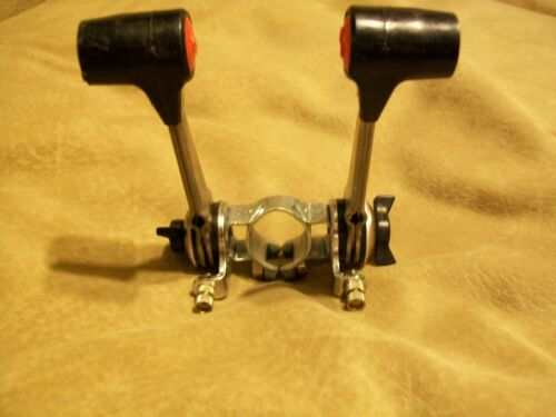 vintage simplex double lever friction shifter