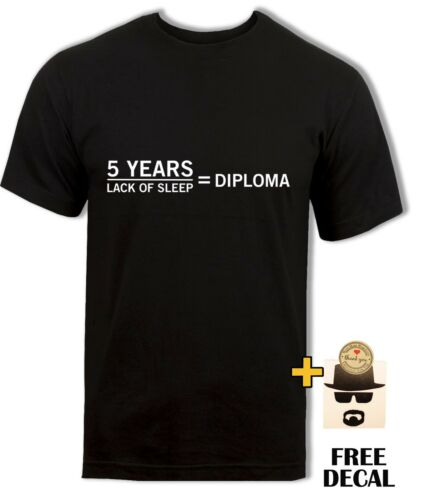 Funny Graduate T-Shirt degree Diploma Graduation gift for Son Daughter Child