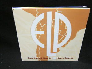 ELP - Once Upon A Time in South America - 4CD Digipak - Near Mint