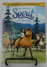 Spirit Riding Free Dvd