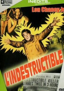 DVD-L-039-indestructible-Lon-Chaney-Jr-NEUF