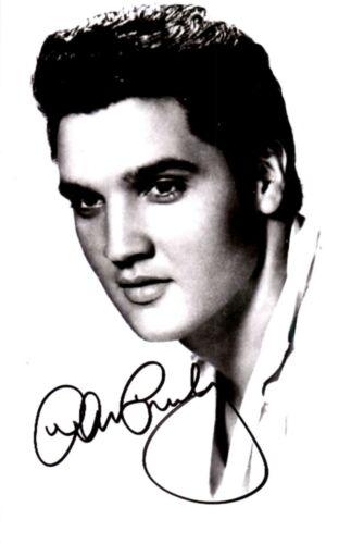 F 26 UH Repro Elvis Presley Druck