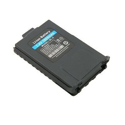 Two Way Radio Battery BL 5 1800mAh 7.4V Li ion for Baofeng Pofung UV 5R 5RE 5RA