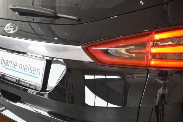 Ford S-MAX 2,0 TDCi 180 Titanium aut AWD 7prs - billede 3