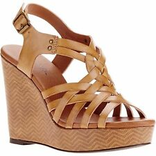 New! Momo Women's Sandy Platform Wedge! Size 6! Fast Ship!!!!!!!!!!!