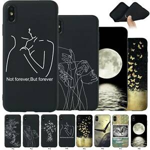 Popular-Soft-TPU-Skin-Back-Cover-For-iPhone-XR-XS-MAX-6-7-8-Samsung-Phones-Case