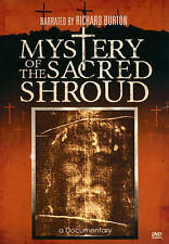 Mystery of the Sacred Shroud (DVD, 2014) Shroud of Turin, Jesus