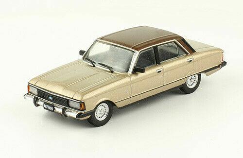 Magazine Ford Falcon Ghia 3.6 1982 Rare Argentina Diecast Scale 1:43 New