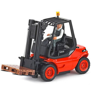 carson rc linde forklift rtr 2 4ghz 6ch 1 14 c907093 500907093