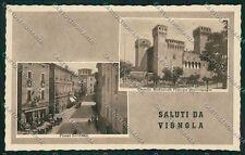 Modena Vignola Saluti da cartolina QK4729