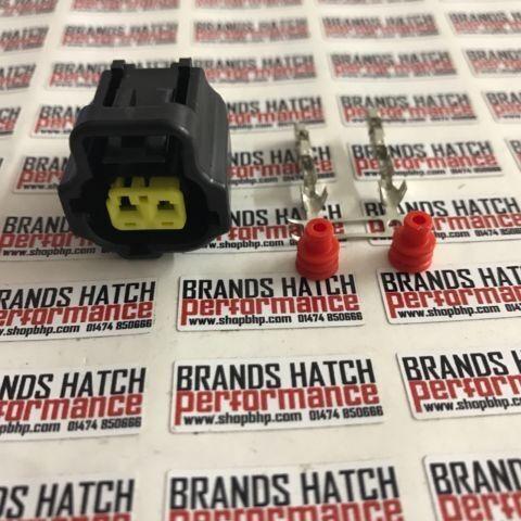 Ford Duratec Crankshaft Sensor Connector Crank Shaft plug 2 way  LX43