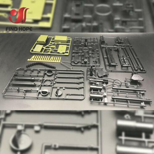 1//6 Browning M2 MITRAGLIATRICE modello assieme Mitragliatrice Pesante per action figure