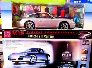 modellino radiocontrollato original Porsche 911 carrera modellino lunghezza 26cm - Italia - modellino radiocontrollato original Porsche 911 carrera modellino lunghezza 26cm - Italia