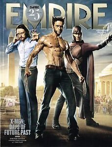 EMPIRE #297 X-MEN DAYS OF FUTURE PAST Hugh Jackman COVER ...  Hugh