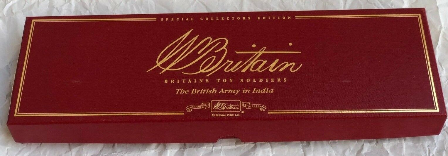 W. BRITAIN TOY SOLDIER COMPANY 57TH WILDE'S RIFLES   PETITE