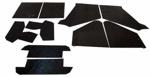 1963-64 Cadillac A-Arm Dust Shield Kit 10 pcs