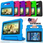 Kids Shock Proof Handle Case Cover Stand For Amazon Kindle Fire HD 7