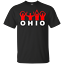 Ohio State Home Pride T-Shirt Tee S-6XL HOT New US Supplier 2019
