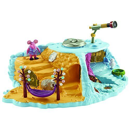 Clangers Home Planet Playset with Figure