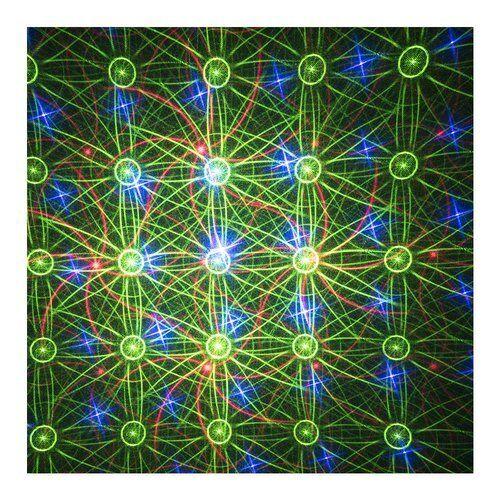 Lotti 40694  Proiettore Laser 3 Coloreeei Telecomando Luci di Natale da Esterno